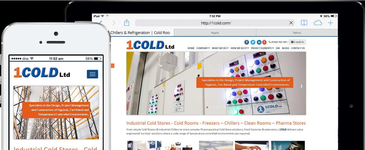 Web Design and Development Slider Image